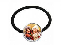 Personalised Hair Bobble With Photo Design etc